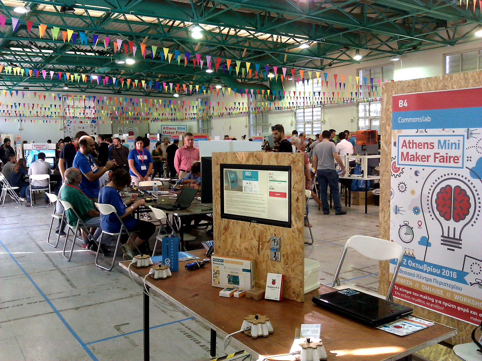 maker-faire-started